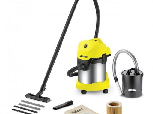 Karcher usisivač WD 3 Premium Fireplace Kit