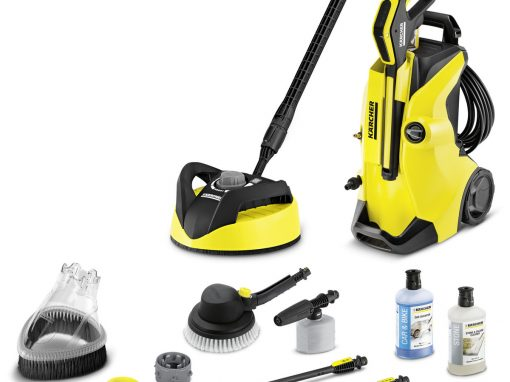 Karcher K 4 Full Control Car & Home Splash