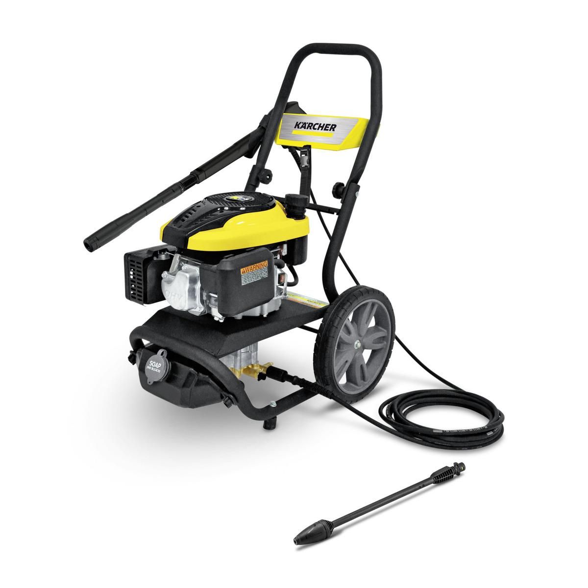 Karcher-mašina-za-pranje-pod-visokimo-pritiskom-na-benzinski-ppogon-G7.180