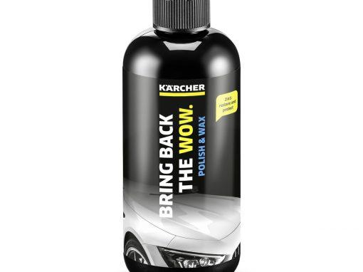 Karche RM 660 – Poliranje voskom
