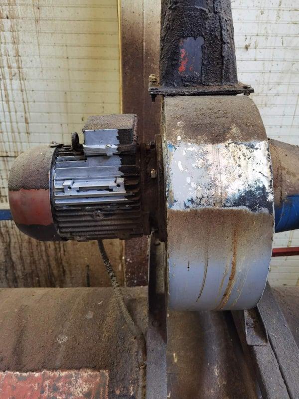 Usluge industrijskog čišćenja - Usluge čišćenja suvim ledom
